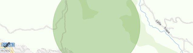 Mapa Villablino