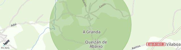 Mapa Adai