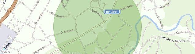 Mapa Piñeiron