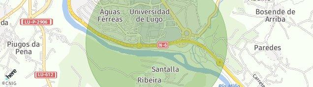 Mapa Das Arieiras