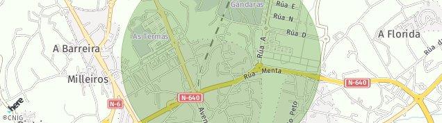 Mapa Orbazai