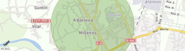 Mapa Meilan