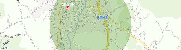 Mapa Larrinbe