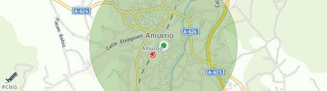Mapa Amurrio