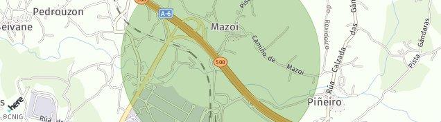 Mapa Mazoi