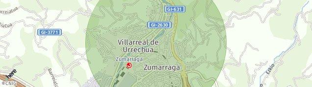 Mapa Urretxu