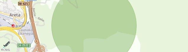 Mapa Arakaldo