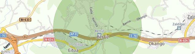 Mapa Olakueta