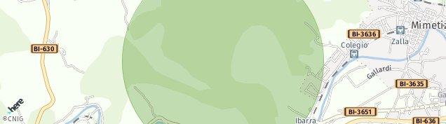 Mapa Zalla