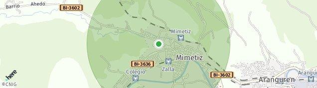 Mapa Mimetiz