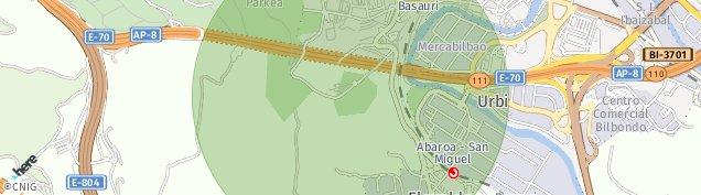 Mapa Arizgoiti