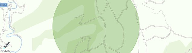 Mapa Trasmonte