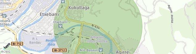 Mapa Urbi