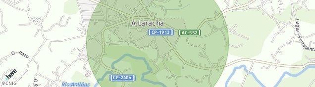 Mapa A Laracha