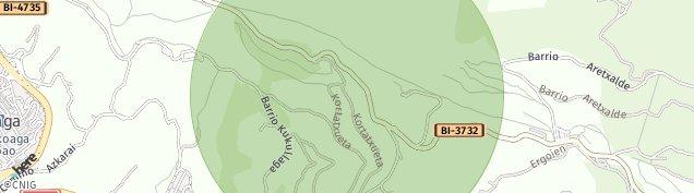 Mapa Etxebarri