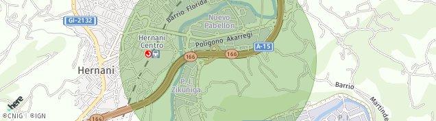 Mapa Zikuñaga