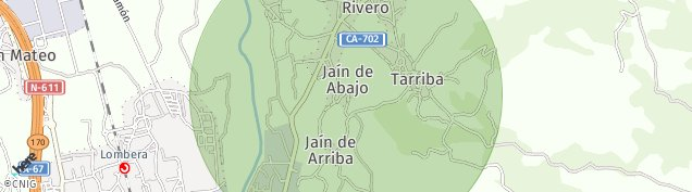 Mapa Rivero