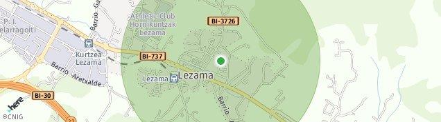 Mapa Lezama