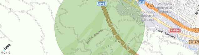 Mapa Ugarte