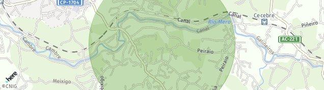 Mapa A Patiña