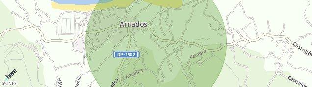 Mapa Arnados