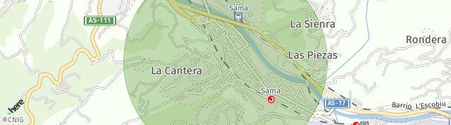 Mapa Formiguera