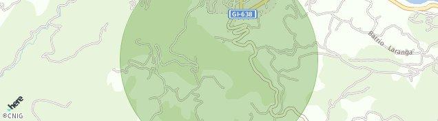 Mapa Mutriku