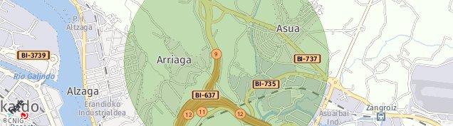 Mapa Altzaga