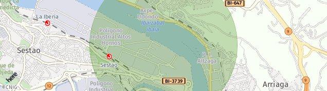 Mapa Cruces