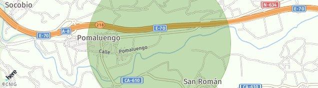 Mapa Argomilla de Cayon