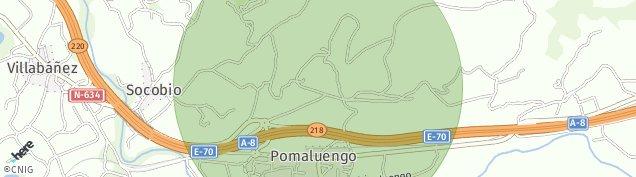 Mapa Villabáñez