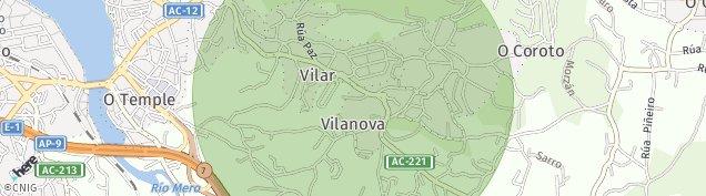 Mapa O Graxal