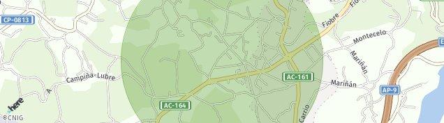 Mapa Carrio