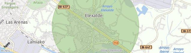 Mapa Estartetxe