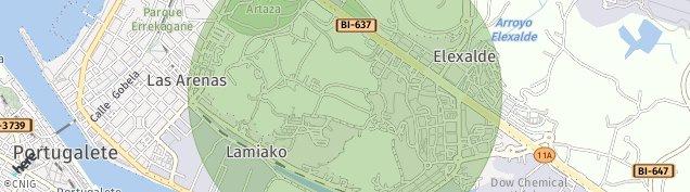 Mapa Artatza