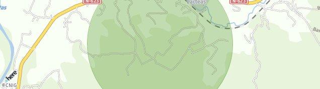 Mapa Vioño