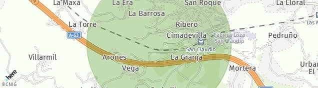 Mapa Cida