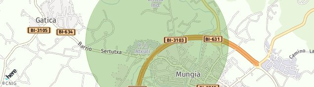 Mapa Markaida