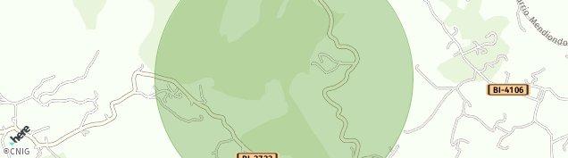 Mapa Baserri-Santa Ana