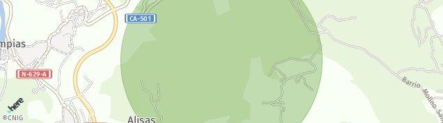 Mapa Limpias