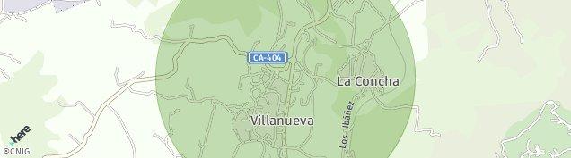 Mapa La Concha