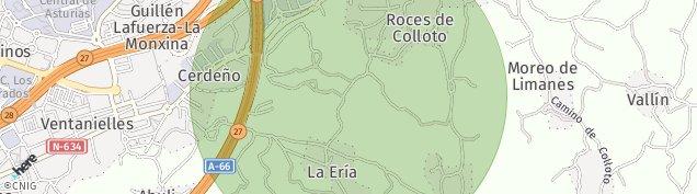 Mapa Nonin