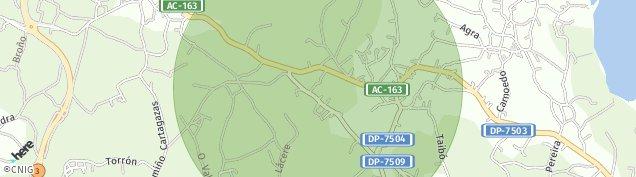 Mapa Fortiñon