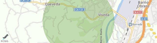 Mapa Queveda