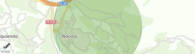 Mapa El Pontarron