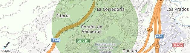 Mapa Fitoria