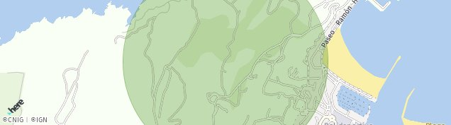Mapa Akartegi