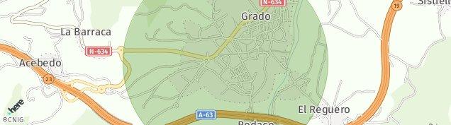 Mapa Grado