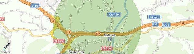 Mapa Solares