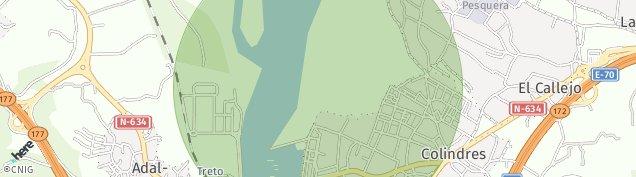 Mapa Adal